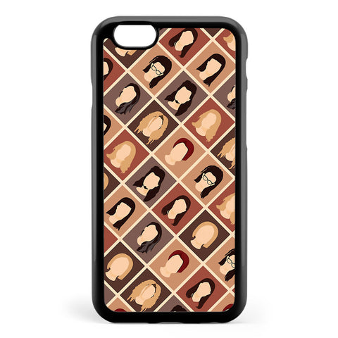 Clone Pattern Apple iPhone 6 / iPhone 6s Case Cover ISVH757