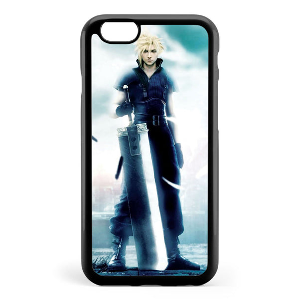 Cloud Final Fantasy Apple iPhone 6 / iPhone 6s Case Cover ISVC026