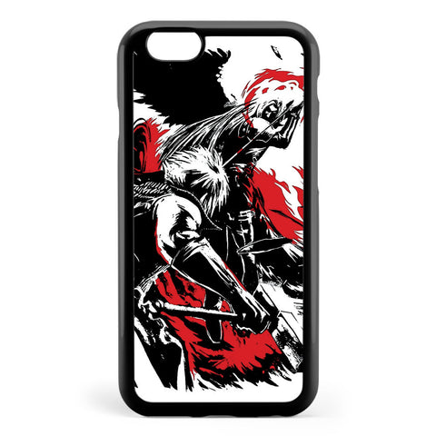 Cloud Vs Sephiroth Apple iPhone 6 / iPhone 6s Case Cover ISVD885