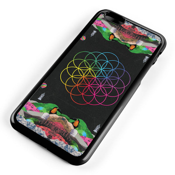 Coldplay a Head Ful  of Dreams Apple iPhone 6 Plus / iPhone 6s Plus ISVA431