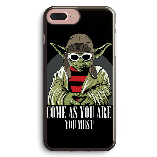 Come As You Are You Must Apple iPhone 7 Plus Case Cover ISVE449