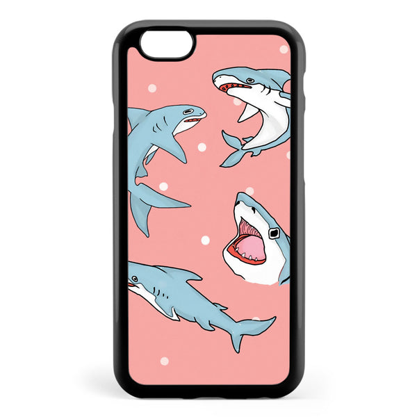 Concerned Sharks Apple iPhone 6 / iPhone 6s Case Cover ISVH763