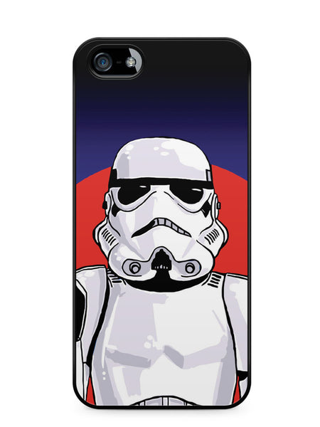 Cool Star Wars Stormtrooper Apple iPhone SE / iPhone 5 / iPhone 5s Case Cover  ISVA270