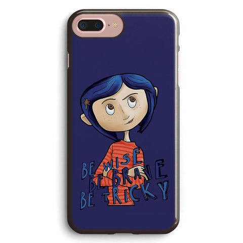 Coraline Apple iPhone 7 Plus Case Cover ISVD895