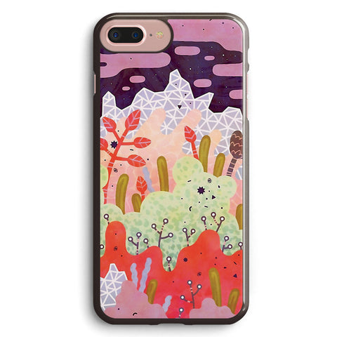 Crystal Forest Apple iPhone 7 Plus Case Cover ISVF016