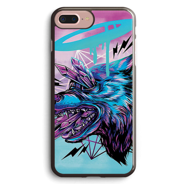 Crystal Wolf Apple iPhone 7 Plus Case Cover ISVC041