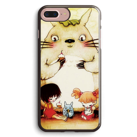 Cupcakes Totoro Apple iPhone 7 Plus Case Cover ISVG965