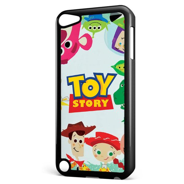 Cute Toy Story Characters Apple iPod Touch 5 Case Cover ISVA040