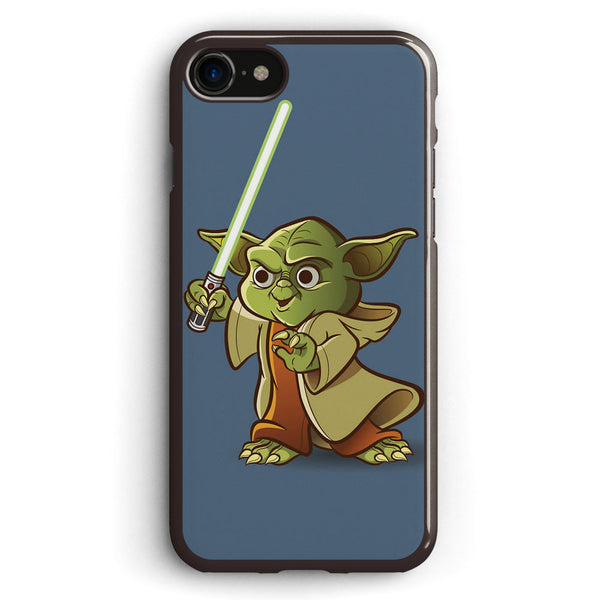 Cute Yoda Cartoon Apple iPhone 7 Case Cover ISVA873