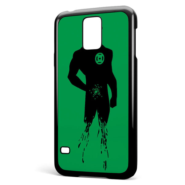 Dc Superheroes Green Lantern Silhouette Samsung Galaxy S5 Case Cover ISVA175