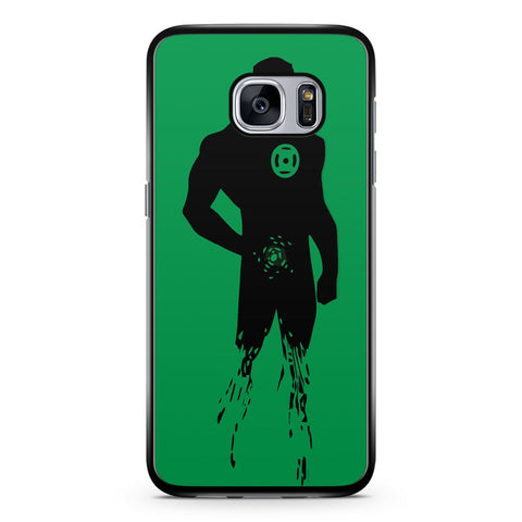 Dc Superheroes Green Lantern Silhouette Samsung Galaxy S7 Case Cover ISVA175