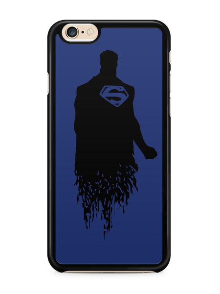 Dc Superheroes Superman Silhouette Apple iPhone 6 / iPhone 6s Case Cover ISVA173