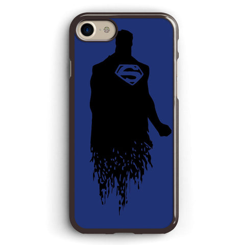 Dc Superheroes Superman Silhouette Apple iPhone 7 Case Cover ISVA173