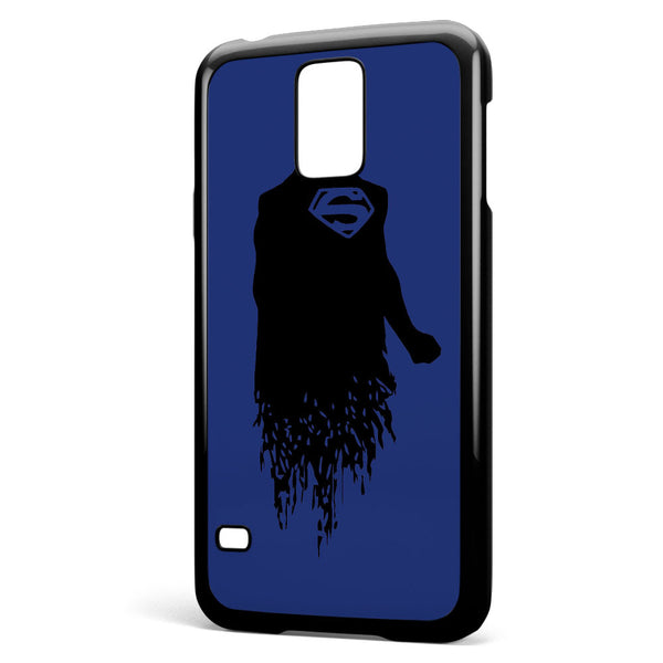 Dc Superheroes Superman Silhouette Samsung Galaxy S5 Case Cover ISVA173