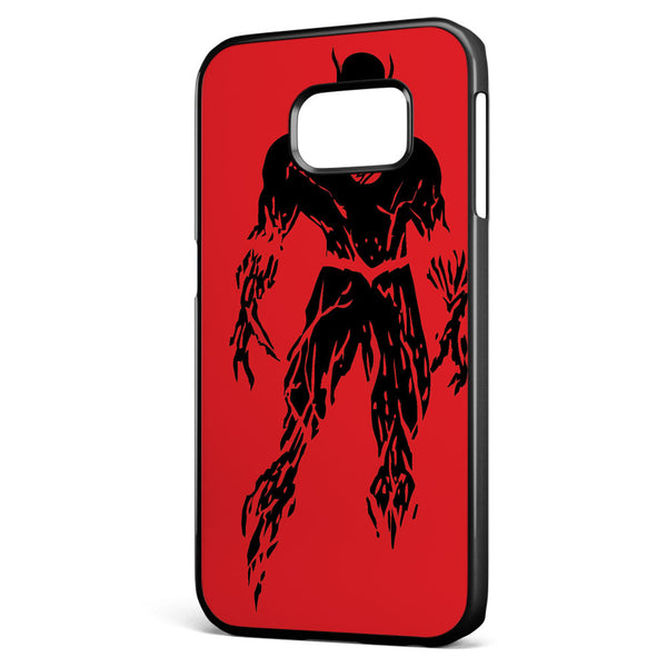 Dc Superheroes the Flash Silhouette Samsung Galaxy S6 Edge Case Cover ISVA174