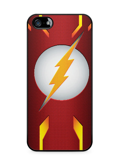 Dc the Flash Logo Apple iPhone SE / iPhone 5 / iPhone 5s Case Cover  ISVA309