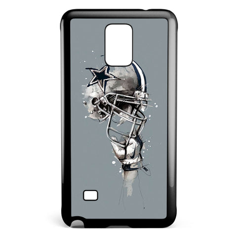 Dallas Cowboy Stuff Samsung Galaxy Note 4 Case Cover ISVA254