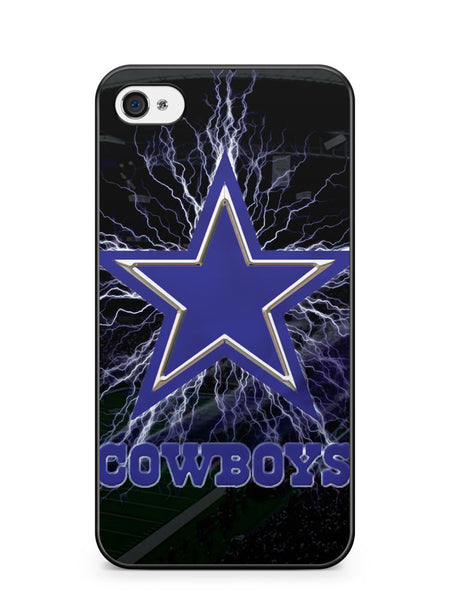 Dallas Cowboys Star Apple iPhone 4 / iPhone 4S Case Cover ISVA255