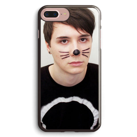 Dan Howell  old  Twitter Icon Apple iPhone 7 Plus Case Cover ISVF028