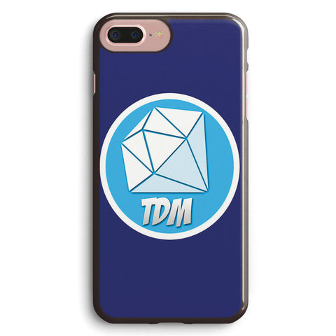 Dantdm Apple iPhone 7 Plus Case Cover ISVD911