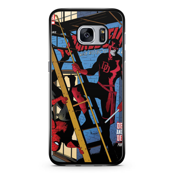 Daredevil Volume 3 Samsung Galaxy S7 Case Cover ISVA466