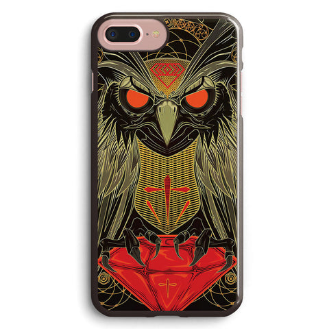 Dark Owl Apple iPhone 7 Plus Case Cover ISVG498