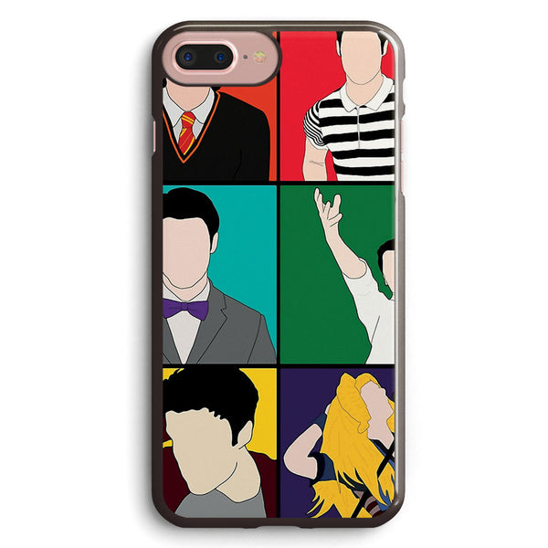 Darren Criss from Harry to Hedwig Apple iPhone 7 Plus Case Cover ISVC690