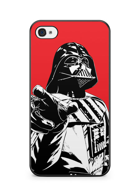 Darth Vader Star Wars Apple iPhone 4 / iPhone 4S Case Cover ISVA405