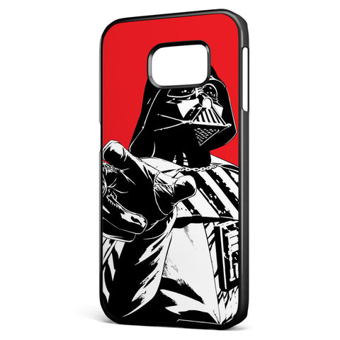 Darth Vader Star Wars Samsung Galaxy S6 Edge Case Cover ISVA405