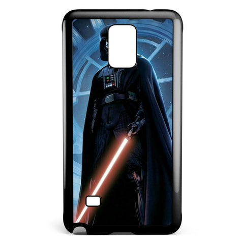 Darth Vader the Force Samsung Galaxy Note 4 Case Cover ISVA613