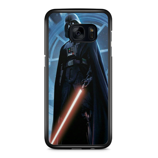 Darth Vader the Force Samsung Galaxy S7 Edge Case Cover ISVA613