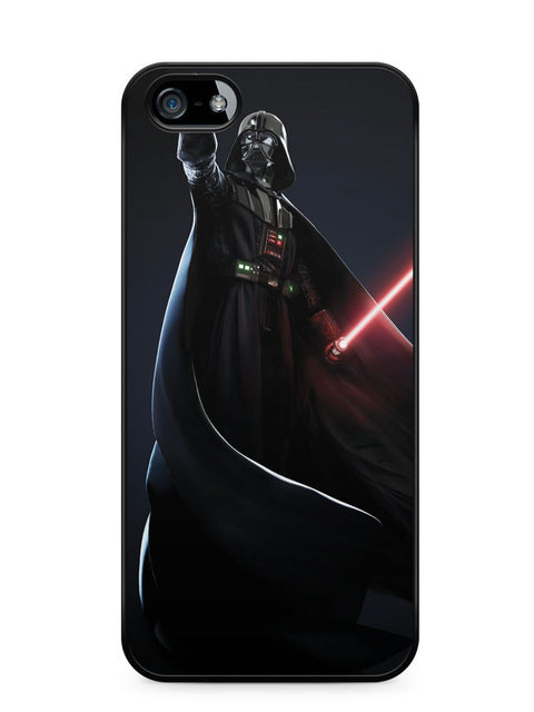 Darth Vader the Force Unleashed Apple iPhone SE / iPhone 5 / iPhone 5s Case Cover  ISVA570