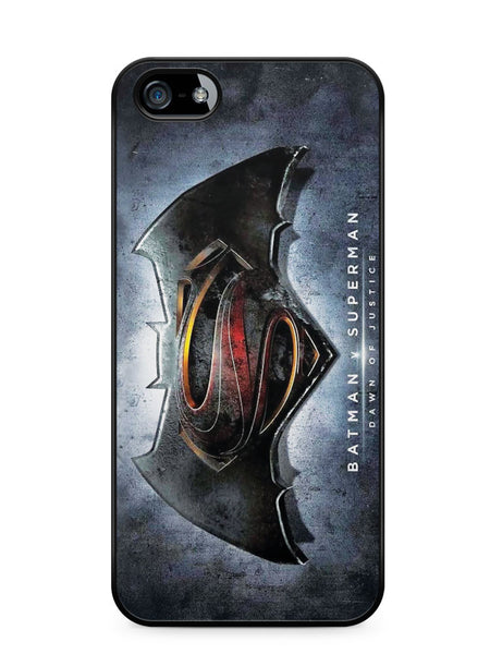 Dawn of Justice Logo Apple iPhone SE / iPhone 5 / iPhone 5s Case Cover  ISVA023