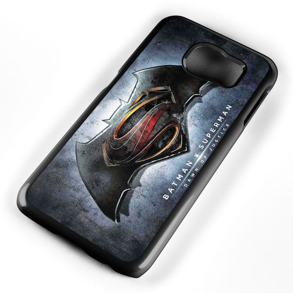 Dawn of Justice Logo Samsung Galaxy S6 Case Cover ISVA023