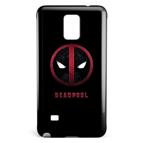 Deadpoo Original Motion Picture Soundtrack Samsung Galaxy Note 4 Case Cover ISVA052