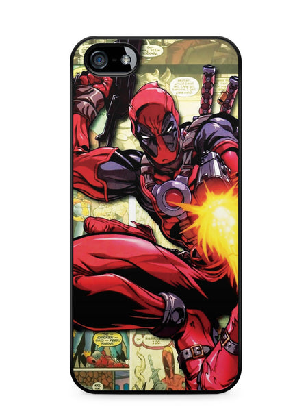 Deadpool Comics Apple iPhone 5c Case Cover ISVA056