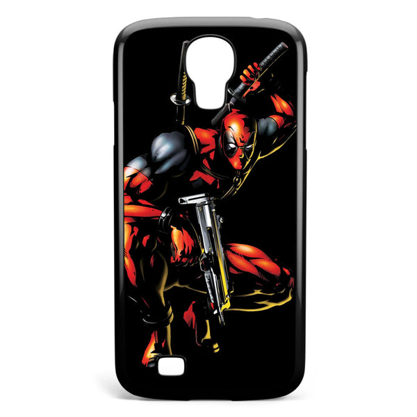 Deadpool Dc Comics Samsung Galaxy S4 Case Cover ISVA044