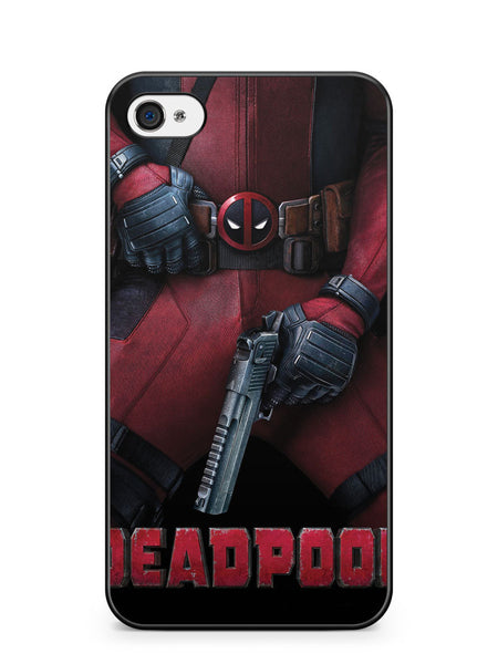 Deadpool Movie Posters Apple iPhone 4 / iPhone 4S Case Cover ISVA051