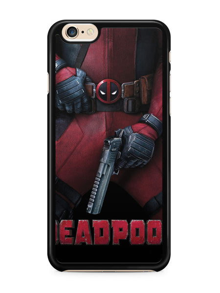 Deadpool Movie Posters Apple iPhone 6 / iPhone 6s Case Cover ISVA051