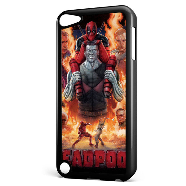Deadpool Poster Apple iPod Touch 5 Case Cover ISVA047