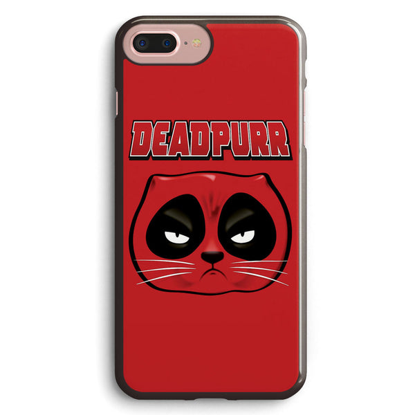 Deadpurr Apple iPhone 7 Plus Case Cover ISVE468