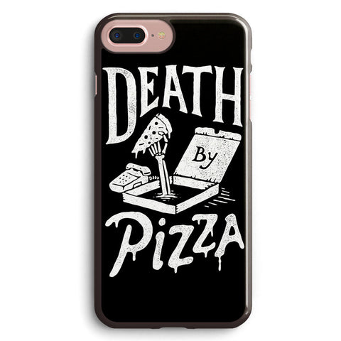 Death by Pizza Apple iPhone 7 Plus Case Cover ISVB484