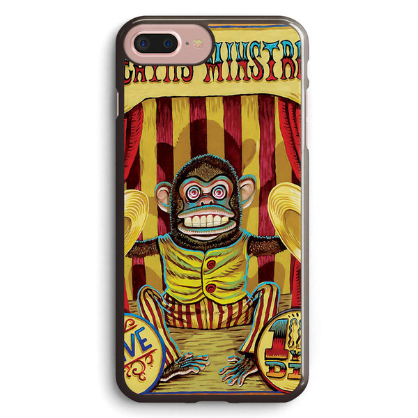 Death's Minstrel Jolly Chimp Sideshow Banner Apple iPhone 7 Plus Case Cover ISVH383