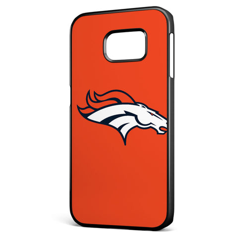 Denver Broncos Logo Samsung Galaxy S6 Edge Case Cover ISVA191