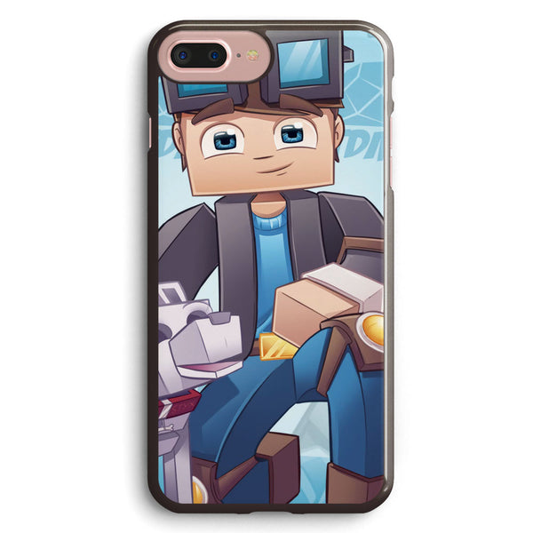 Diamond Minecart Apple iPhone 7 Plus Case Cover ISVA546