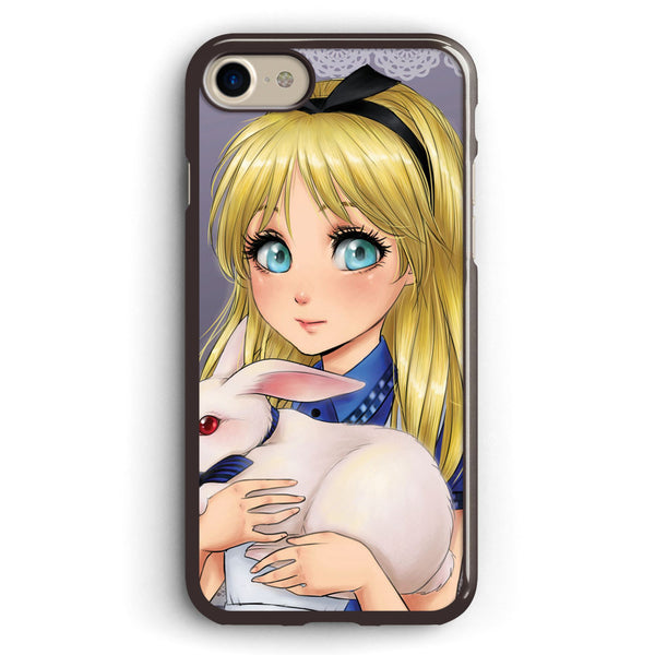 Disney Alice Anime Apple iPhone 7 Case Cover ISVA160