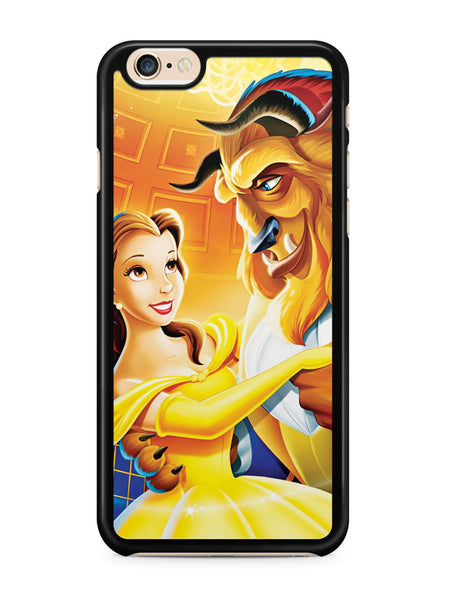 Disney Beauty and the Beast Apple iPhone 6 / iPhone 6s Case Cover ISVA025