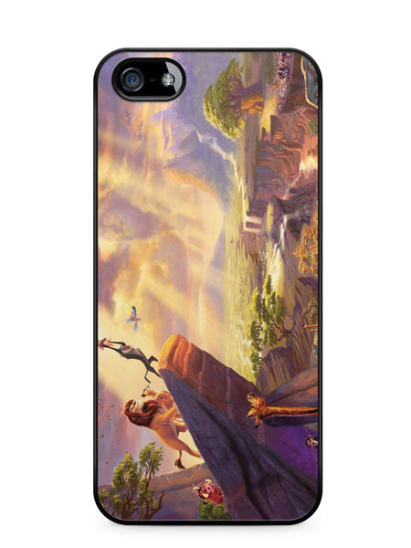 Disney Lion King Apple iPhone SE / iPhone 5 / iPhone 5s Case Cover  ISVA244