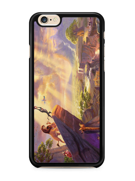 Disney Lion King Apple iPhone 6 / iPhone 6s Case Cover ISVA244
