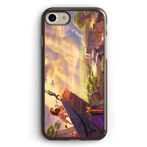 Disney Lion King Apple iPhone 7 Case Cover ISVA244